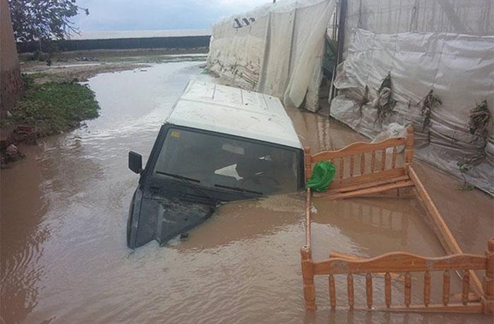 Las zonas afectadas por el temporal de lluvia tendrán ayudas