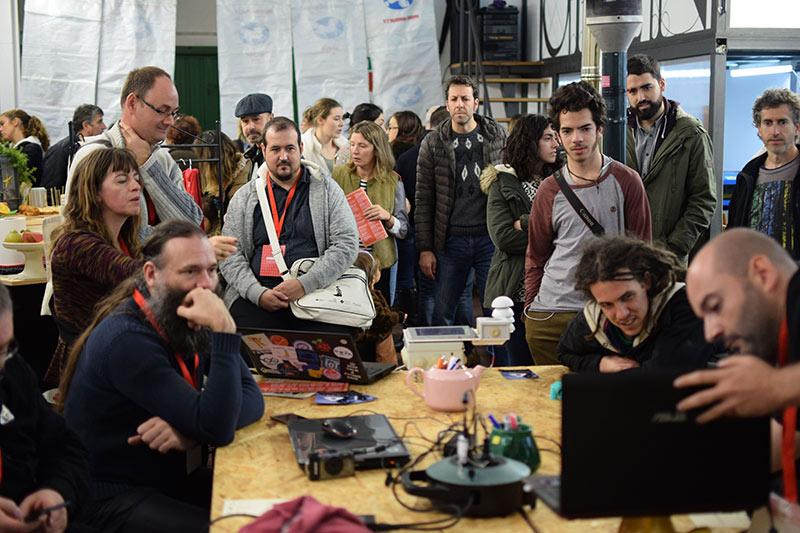 La robótica aplicada a la agricultura se exhibe en Bilbao Making Faire