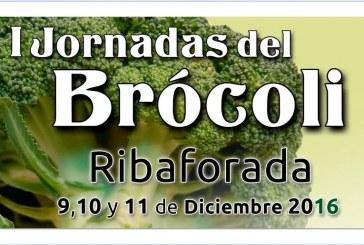 Días 9,10 y 11 de diciembre. I Jornadas de Brócoli en Ribaforada. Navarra