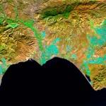 El satélite Sentinel 2A cuenta las hectáreas de invernadero de Almería, Granada y Málaga