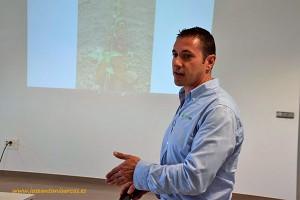 Lorenzo Montoya, técnico-comercial de Pelemix.
