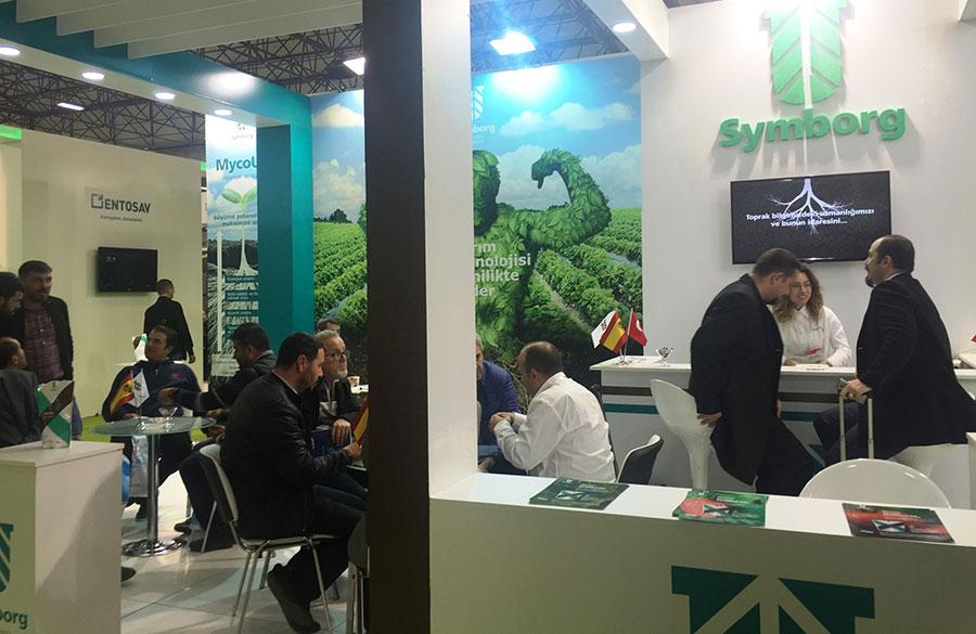 Symborg consolida su posición en el mercado turco