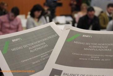 Buena salud económica en alhóndigas, cooperativas y SAT almerienses