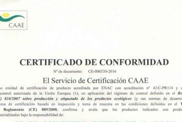Se alquila terreno con certificación ecológica en Cuevas de Almanzora