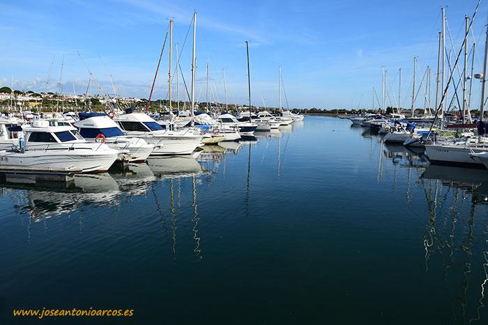Puerto de Mazagón, Huelva.