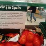 Los supermercados ingleses se quedan sin hortalizas
