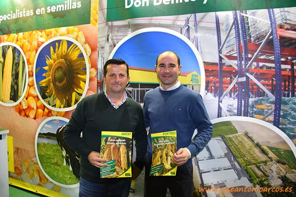 Fitó impulsa desde su centro de Badajoz la mejora genética del maíz español