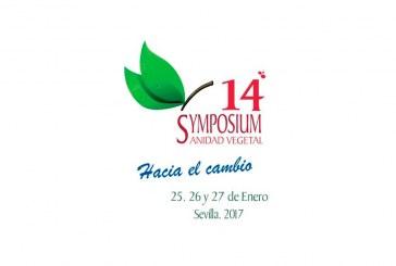 Días 25, 26 y 27 de enero. 14 Symposium Sanidad Vegetal. Sevilla