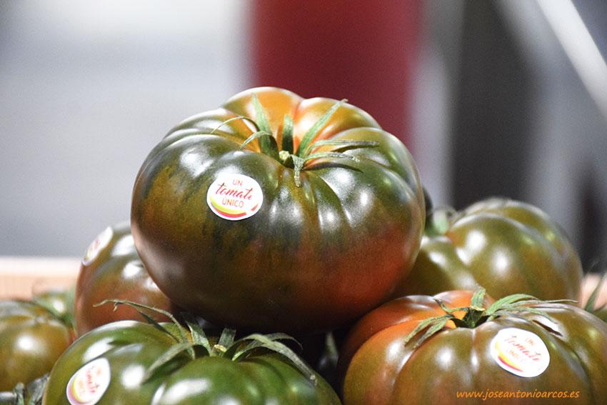 Los tomates que hacen turismo en FITUR