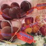 """Fruta fresca extremeña a modo de """"snacks"""" y en máquinas expendedoras"""