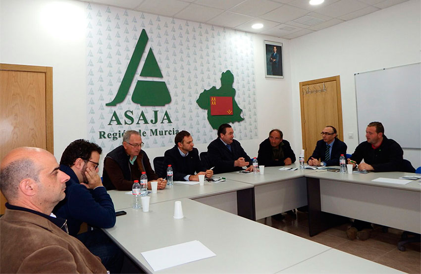 Alicante, Almería y Murcia anuncian movilizaciones por la falta de agua