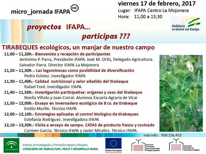 Ifapa-tirabeques-ecológicos
