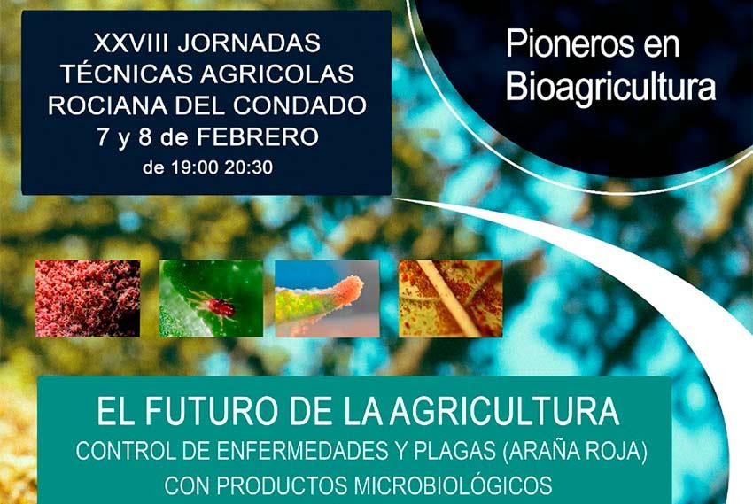 Día 7 y 8 de febrero. Jornadas sobre fertilizantes en Huelva