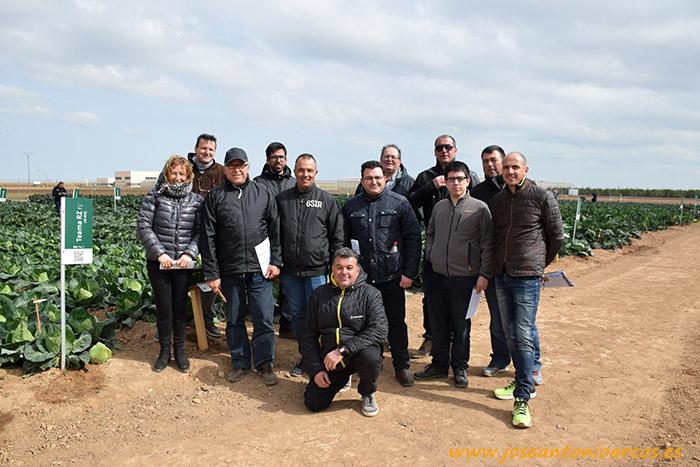 Productores de Benicarló (Castellón).