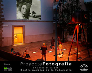 Proyecta Fotografía, iniciativa del CAF de Almería, Centro Andaluz de Fotografía.
