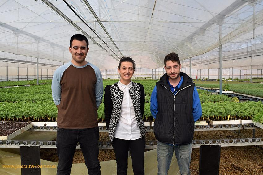 El Plantel injerta 16 millones de sandías