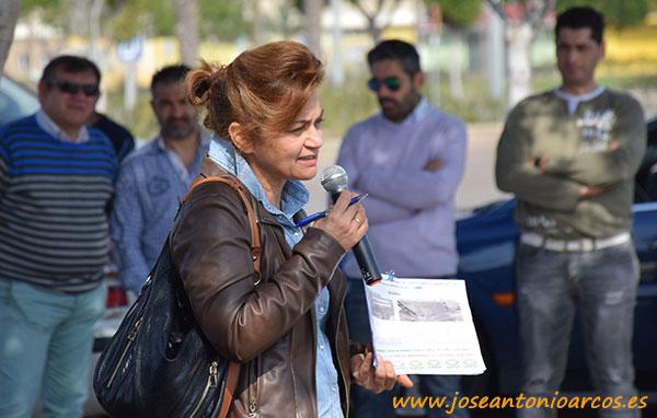 Paqui Iglesias, secretaria provincial de UPA-Almería.