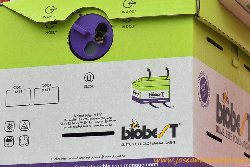 Biobest precisa Delegado Técnico Comercial en Almería