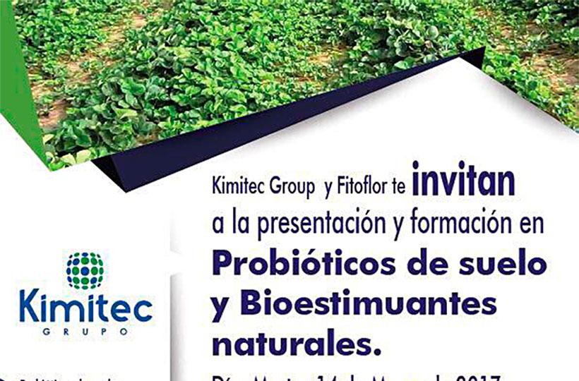 Día 14 de marzo. Charla-Formación 'Probióticos de suelo y Bioestimulantes naturales'. Segovia