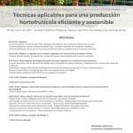 Día 29 de marzo. Jornada  de la Mesa de la Energía y Sostenibilidad. PITA