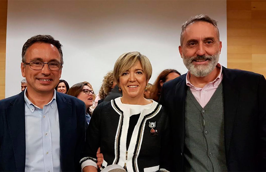 Mª Carmen Galera recibe el premio 2017 a la Mujer Empresaria