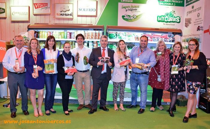 Rijk Zwaan da sabor a la judía, el pimiento y a la hoja en el Salón Gourmets de Madrid