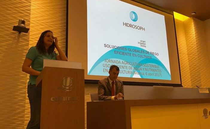 Hidrosoph y AGQ Labs llevan a Murcia sus propuestas sobre agua