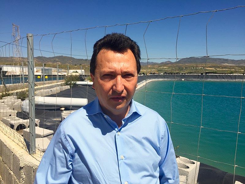 El Estado recorta un 61% las inversiones en materia hídrica en Almería