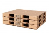 Alfilpack lanza un palé de cartón que soporta hasta 4.000 kilos