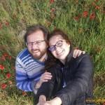 Esplendor entre amapolas en Cabo de Gata