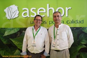 ASEHOR en la feria InfoAgro Exhibition 2017.