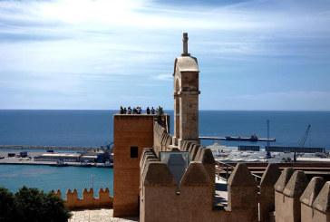 La Alcazaba de Almería a través de Instagram