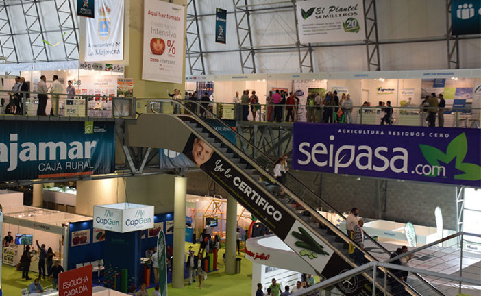 Balance oficial de Infoagro: 43.750 visitantes