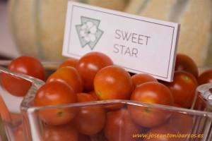 Cherry redondo Sweet Star