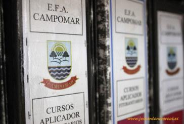 Campomar es la única escuela en España que impartirá todos los niveles de FP Agraria