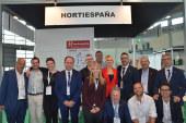 Hortiespaña lleva a Italia a 6 comercializadoras