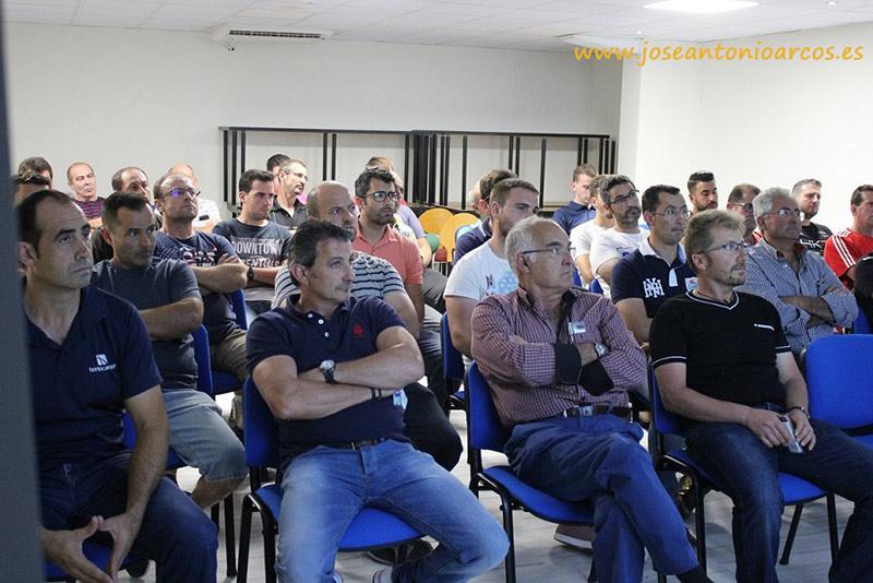 El nuevo carné de fumigador centra las jornadas de Hortocampo en Adra