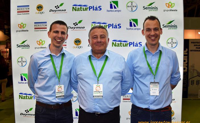 Hortocampo cumple 30 años ofreciendo soluciones al agricultor