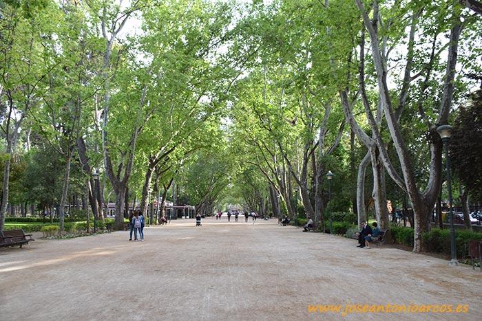 Parque Abelardo Sánchez, en Albacete.