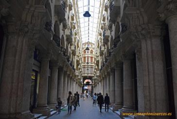 El pasaje de Lodares. Una joya en el centro de Albacete