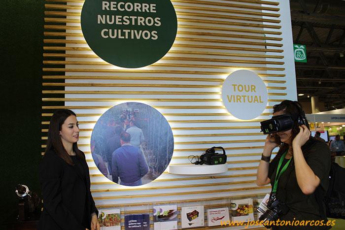 El Tour Virtual de Rijk Zwaan.