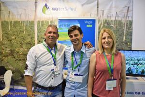 Water Salud en InfoAgro 2017.