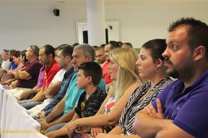 Jornada fin de campaña hortofrutícola 2016/17 de MAGAR con agricultores almerienses.