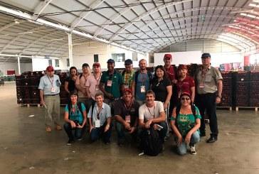 Alhóndiga La Unión abre sus puertas a investigadores de Brasil