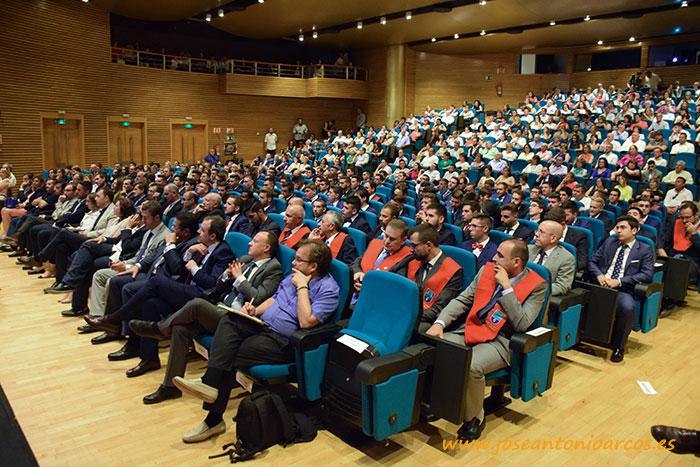 El Agro Auténtico recibe un premio en Granada. EFA El Soto reconoce la difusión y compromiso de José Antonio Arcos con la Agricultura.