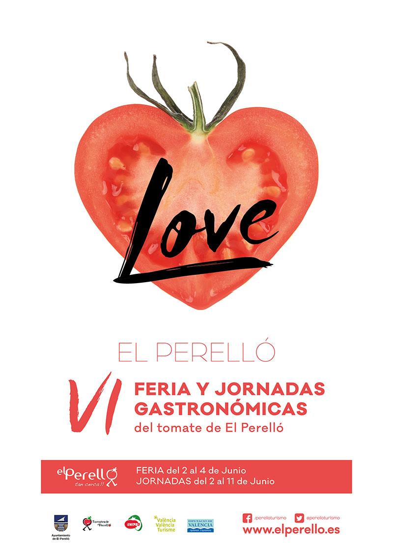Días 2, 3 y 4 de junio. Feria Gastronómica del Tomate de El Perelló. Valencia