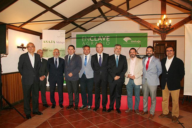 Unicaja hará un tour por España con la bicicleta de la agricultura