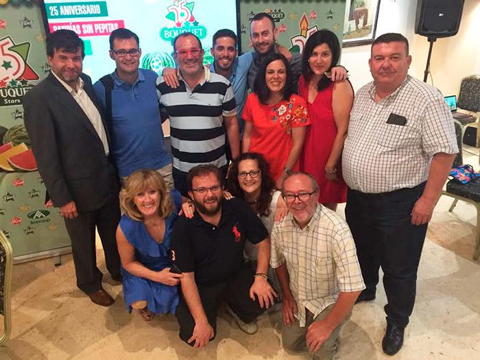 Anecoop reunió a los periodistas especialistas del sector hortofrutícola