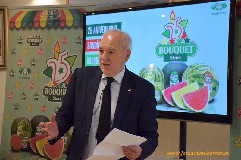 """ Bouquet, 25 Aniversario"