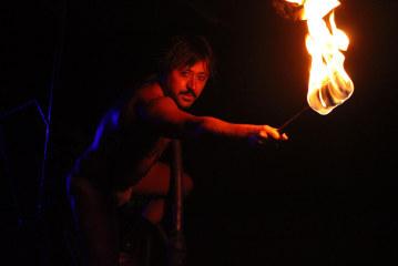 La Fura dels Baus estrena en El Ejido su última obra: ADN